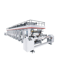 ASY-2B Series Computer speed Gravure Printing Machine